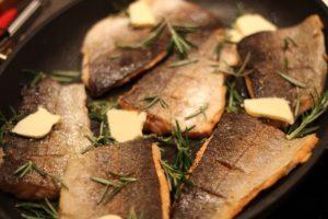 Kochen wie der Wirt: Lachsforelle auf der Suche nach dem Einkorn