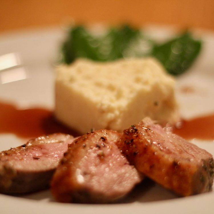 Wirtshausfuehrer – Kochen wie der Wirt – Entenbrust mit Portweinsauce – Sigwart 22