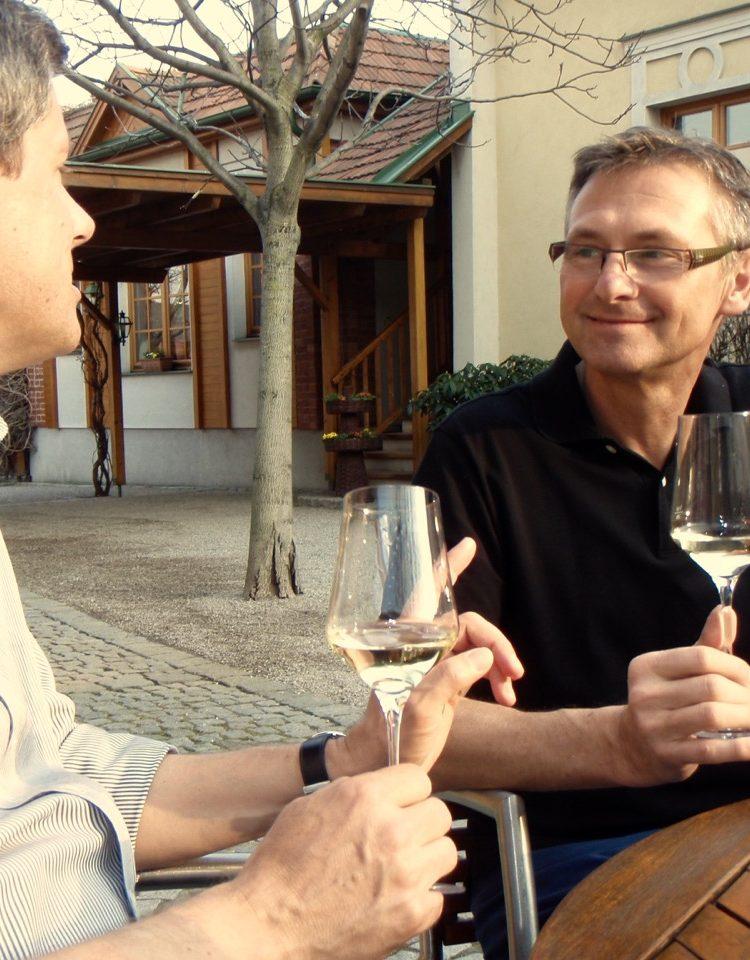 Klaus Egle & Karl Alphart