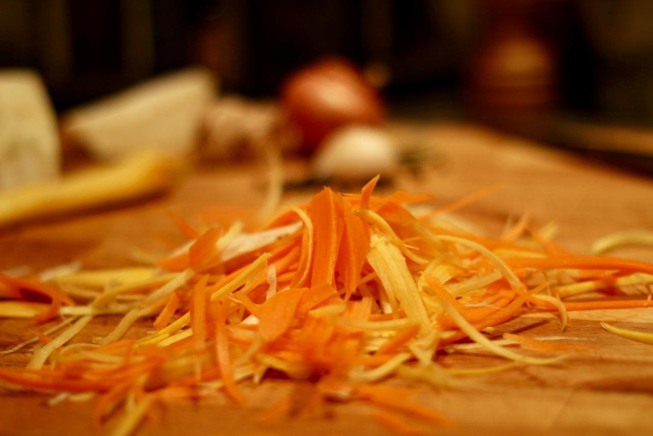 Wirtshausfuehrer – Kochen wie der Wirt – Fischsuppe mit Safran – Gasthaus Gregorits 5