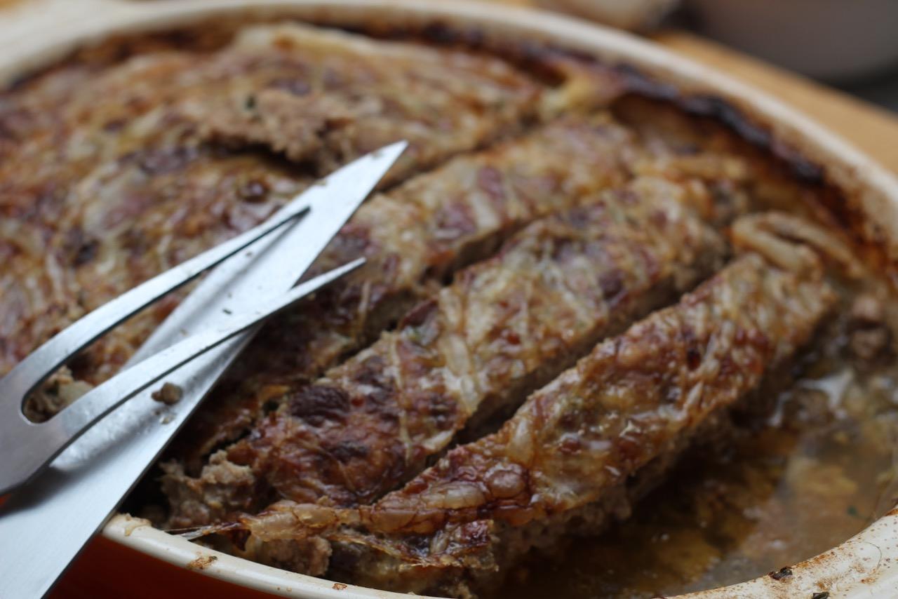 Wirtshausfuehrer – Kochen wie der Wirt – Zillertaler Ofenleber – Nester 11