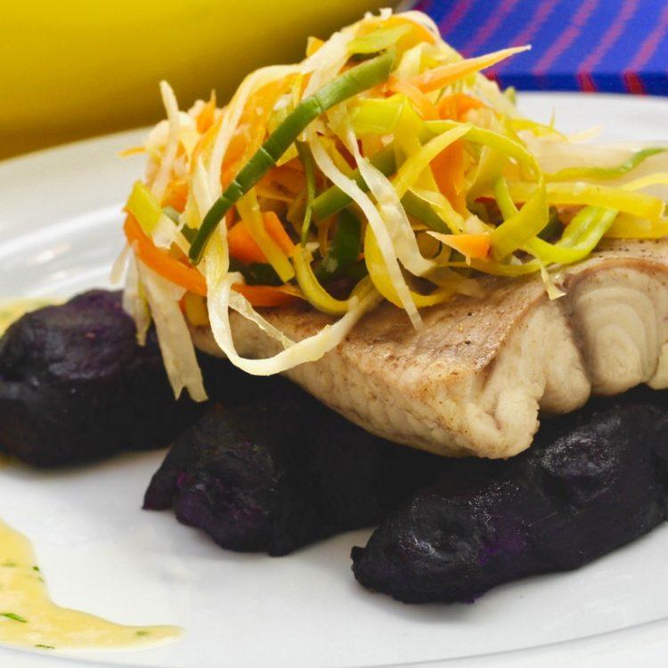 Wirtshausfuehrer –Kochen wie der Wirt – Wurzelfleisch vom Wels – Landgasthof zur Linde – 10