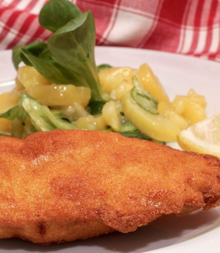 Wirtshausfuehrer - Kochen wie der Wirt – Wiener Schnitzel – Figlmüller –Wien 13