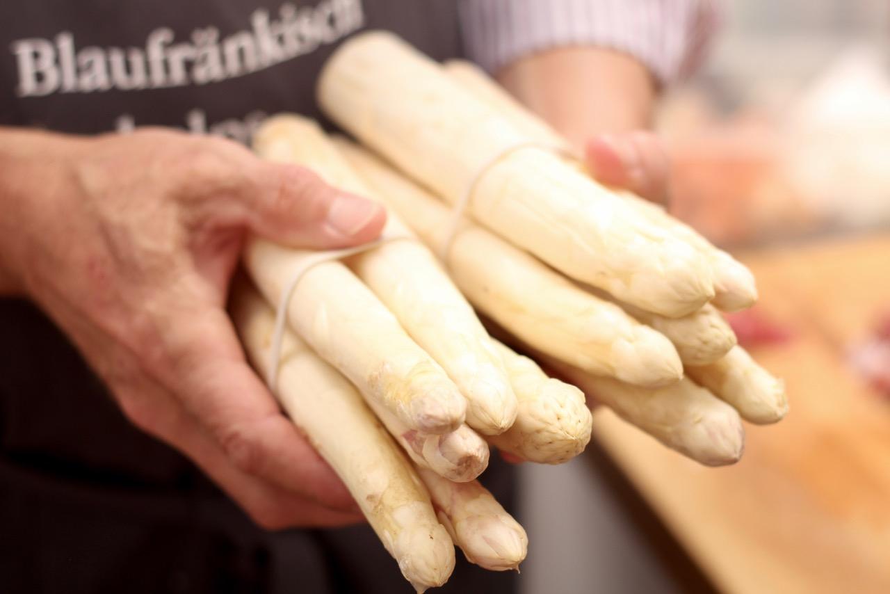 Risotto vom Lavanttaler Spargel –Wirtshaus Umadum – Wirtshausführer – Kochen wie der Wirt – Klaus Egle – Elisabeth Egle IMG_8754