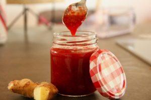 Einkochen wie der Wirt: Erdbeermarmelade erfrischend & wärmend