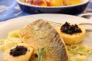 Kochen wie der Wirt: Wie der Zander auf die Blunz'n kommt