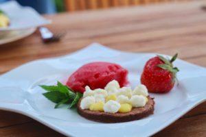 Kochen wie der Wirt: Fruchtdessertgenuss im Überfluss