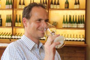 Wein mit Egle: Herwig Jamek, der Trauben-Doktor