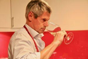 """Perfect match: 2015er Rheinriesling """"de Vite"""" von der Ried Lange Lissen vom Weingut Minkowitsch"""