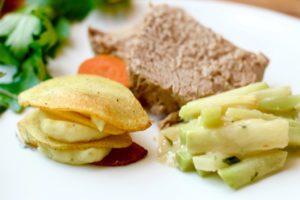 Kochen wie der Wirt: Kalbstafelspitz mit Alm-Geschmack