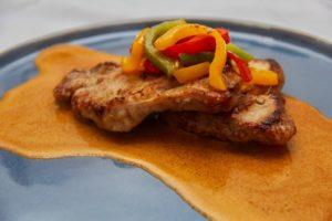 Kochen wie die Wirtin: Hedi Klingers Paprikaschnitzel vom Milchkalb