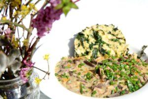 Kochen wie der Wirt: Lammbeuschel zum Osterhasen