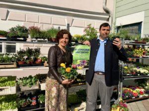 Traismaurer Gartentag: Über'n Zaun schau'n ist das Motto