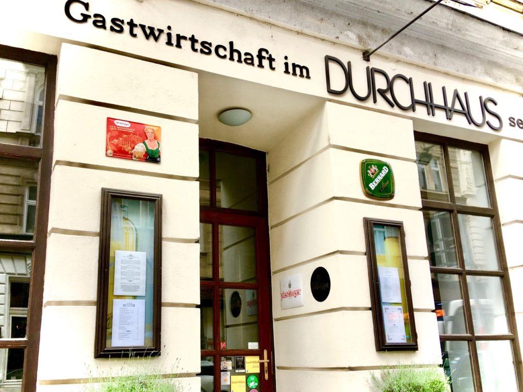 "Fortsetzung folgt: 4. Urban Eating im ""Durchhaus"""
