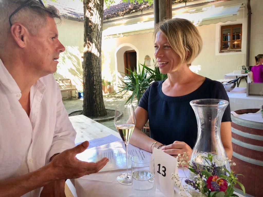 Vorspannhof Mayr: Lässiges Sommerfest im Kremstal