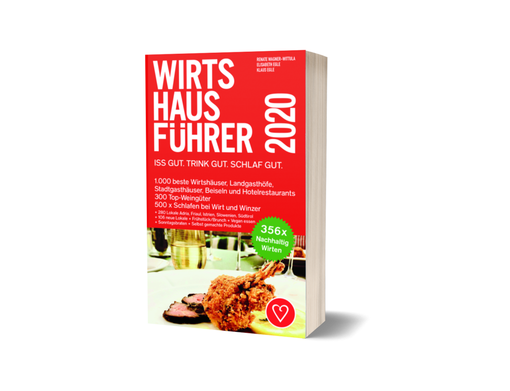 Jetzt neu: Wirtshausführer Österreich 2020