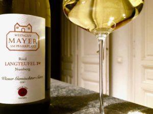 Klaus Egles Wein der Woche: Wiener Gemischter Satz DAC 2018 Ried Langteufel 1ÖTW