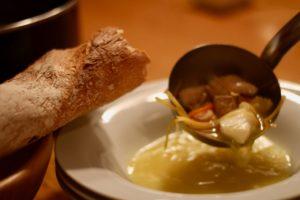 Burgenland genießen: Pannonische Fischsuppe