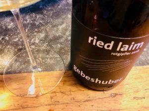 Klaus Egles Wein der Woche: Rotgipfler Ried Laim 2018 Weingut Gebeshuber