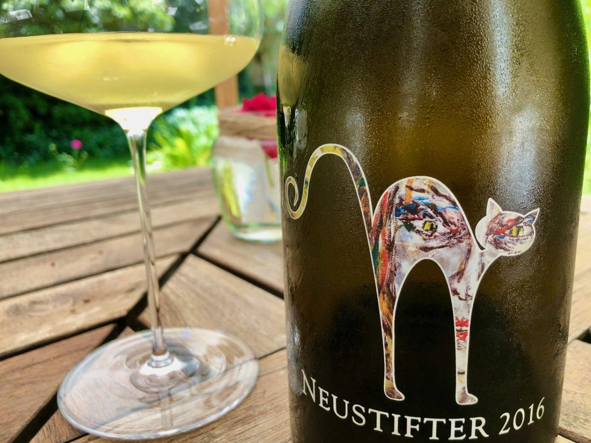 Grüner Veltliner Stockkultur Weingut Neustifter Poysdorf Klaus Egle Wein der Woche