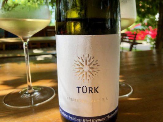 Klaus Egles Wein der Woche: Weingut Türk– Grüner Veltliner 2017 Thurnerberg