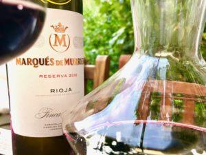 Klaus Egles Wein der Woche: Reserva Rioja DOP 2016, Marqués de Murrieta
