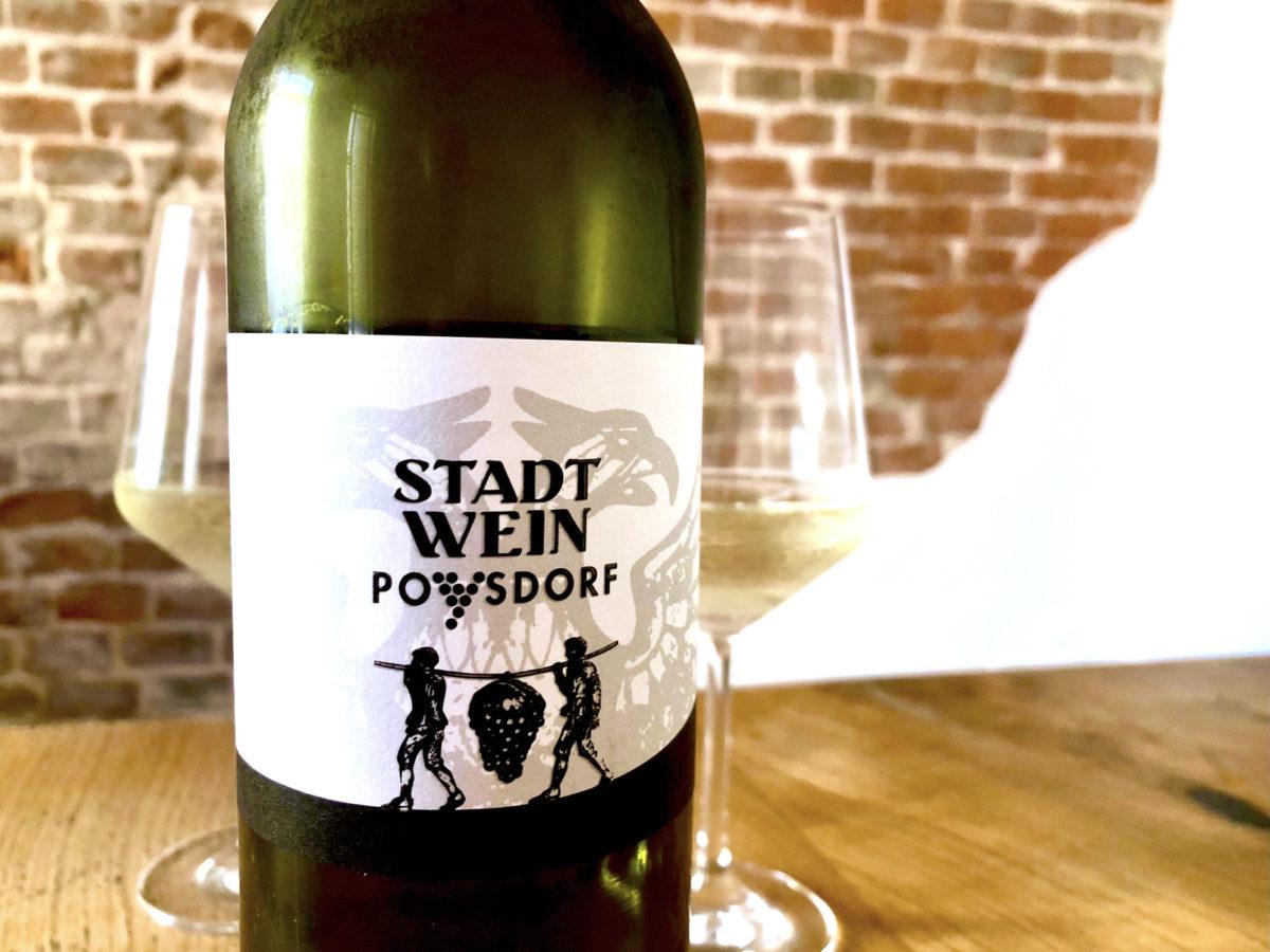 Poysdorfer Stadtwein 2021: Weinviertel DAC 2020, Weingut Riegelhofer