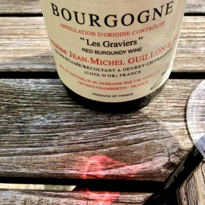 Klaus Egles Wein der Woche: Bourgogne Pinot Noir Les Graviers 2019
