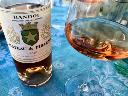 Klaus Egles Wein der Woche: Bandol Rosé 2020 Château de Pibarnon