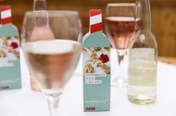 Österreichs Wein lädt ein: Auf in's Wirtshaus!