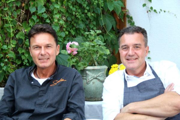Michael und Wolfgang Sicher: Immer sicher gut!