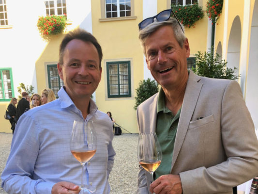 Michael Moosbrugger: it was created with a good spirit