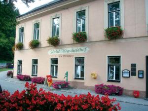 Restaurant Wegscheidhof