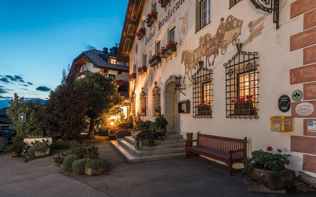 Strasserwirt – Herrenansitz zu Tirol